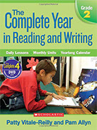 The Complete Year in Reading and Writing, Grade 2, book cover